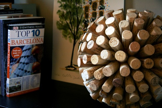 Decorative Cork Ball