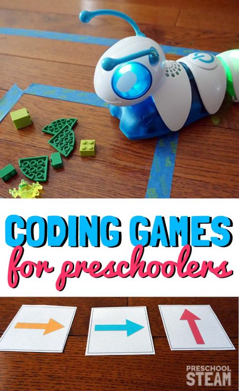 Hands-On Coding Games