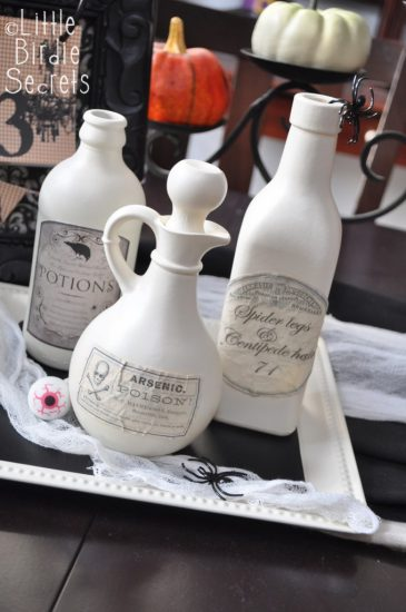 Potion Bottle Labels