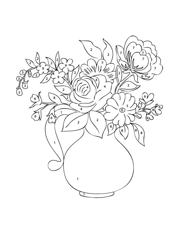 Coloring Pages Make and Takes