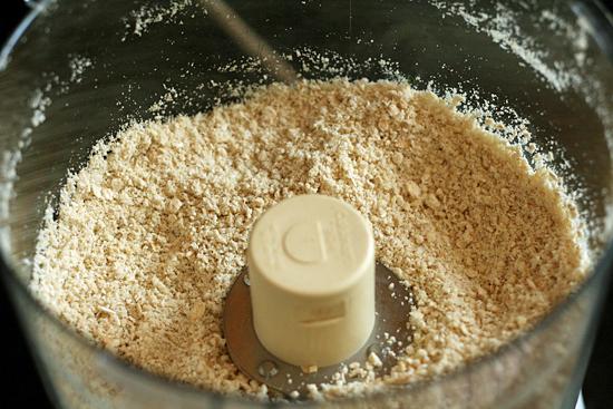 Making cookie dough balls