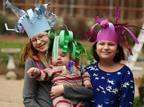 Easy Crazy Hat Day Ideas Have fun crafting crazy,
