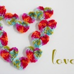 Crochet Hearts for Loved Ones