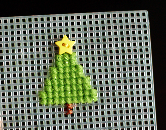 Holiday ABC Series: X is for Cross-Stitch | Make and Takes