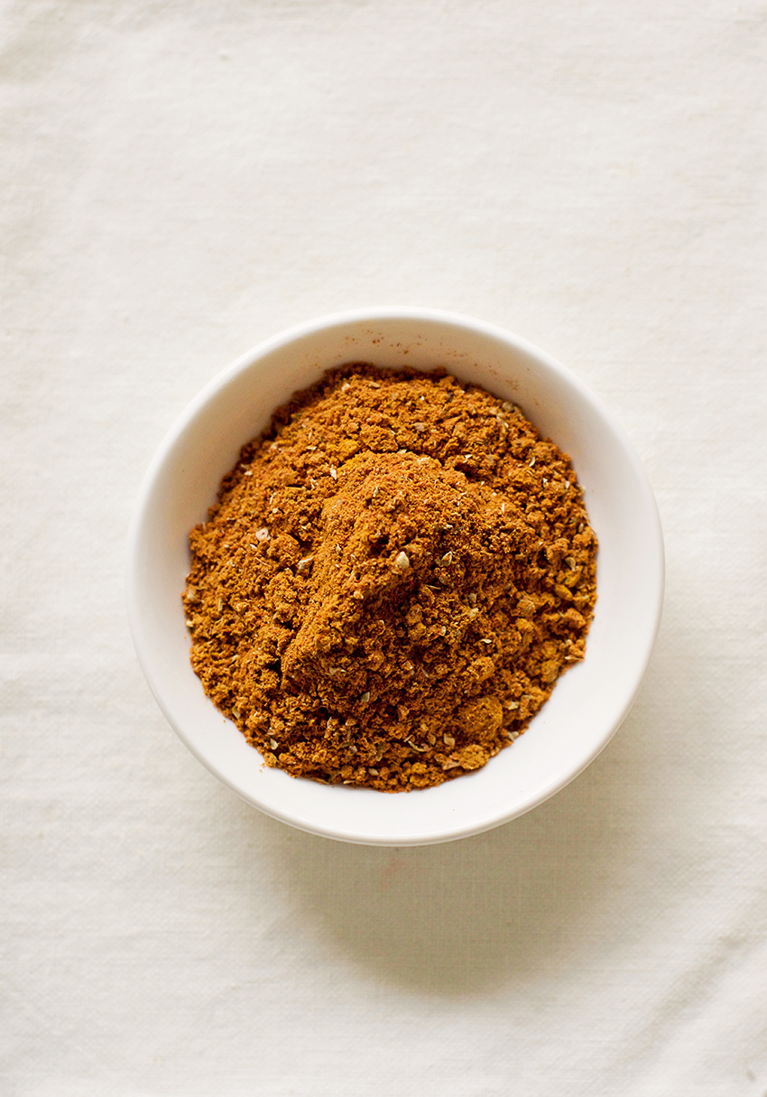 Simple Homemade Spice Blends: Curry Spice Blend