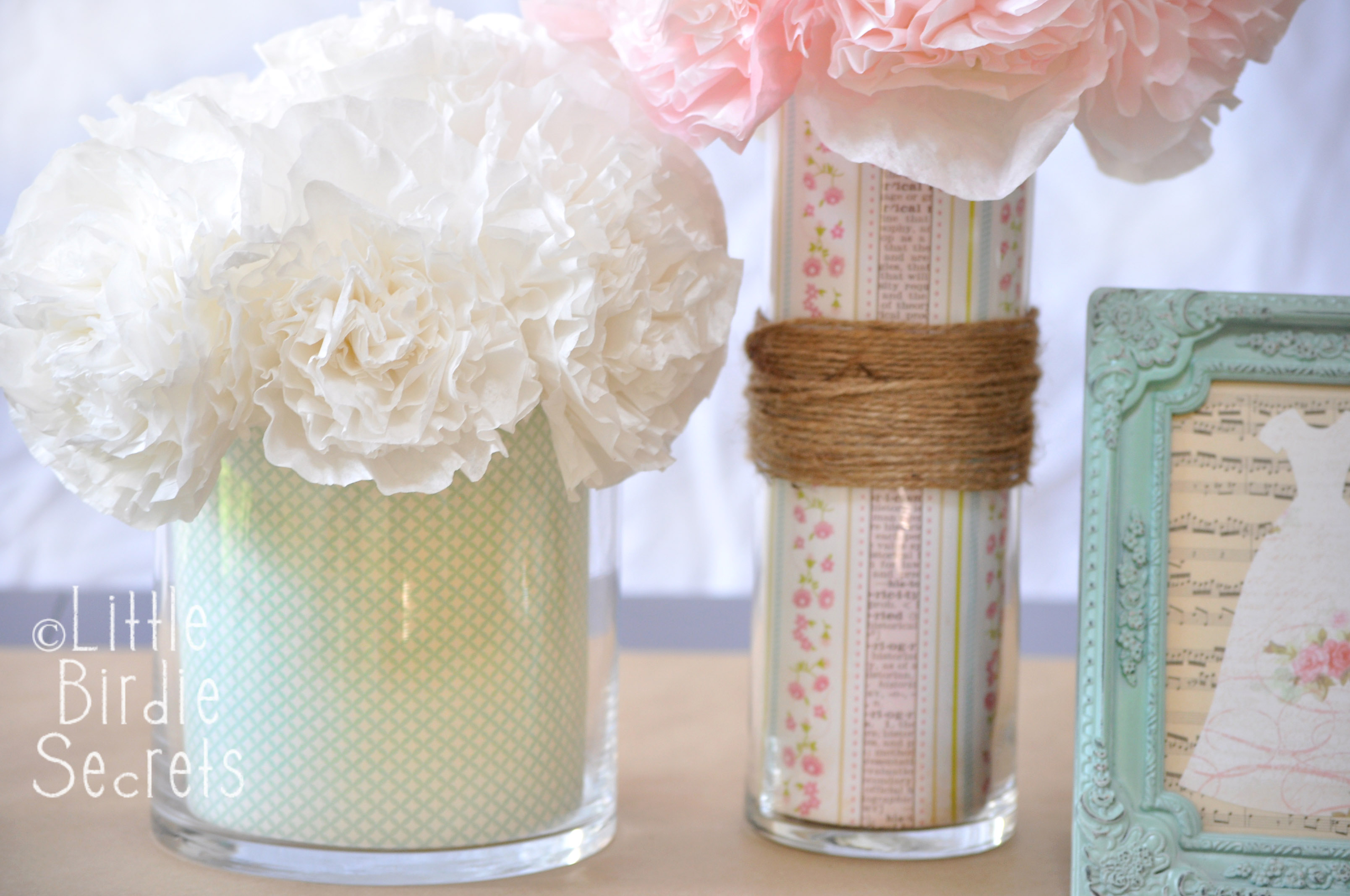 Create Custom Vases for Any Tabletop