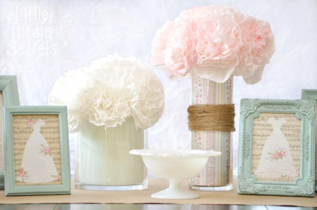 Create Custom Vases for Any Tabletop