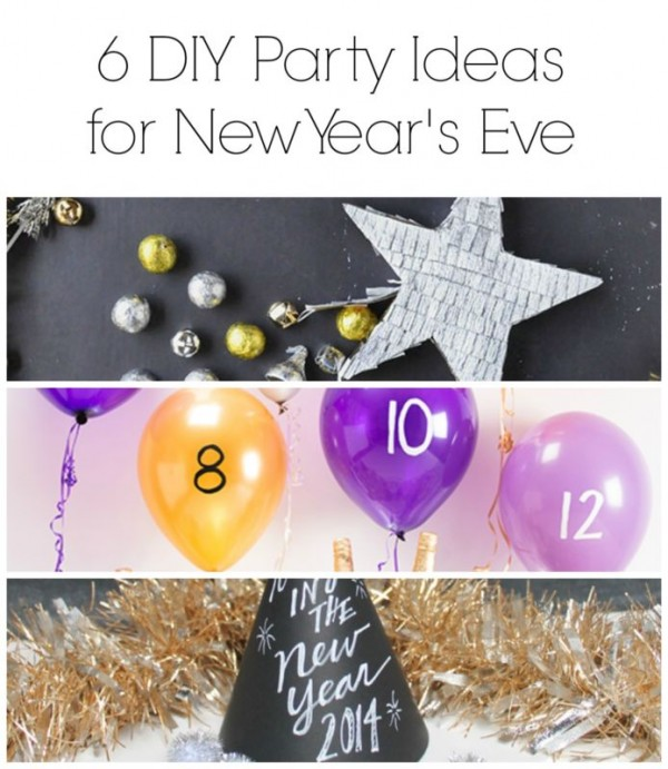 eBay New Year Party Ideas