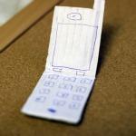 Cardboard Cell Phones