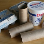 Recycle Craft Challenge