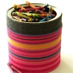 Sweater Crayon Cozy