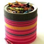 Sweater Crayon Cozy