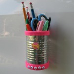 Magnet Pencil Holder