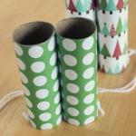 Paper Tube Binoculars