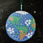 Earth Day Paper Mosaic