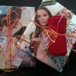Earth Friendly Gift Wrapping