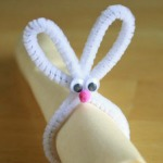 Easter Bunny Napkin Holders