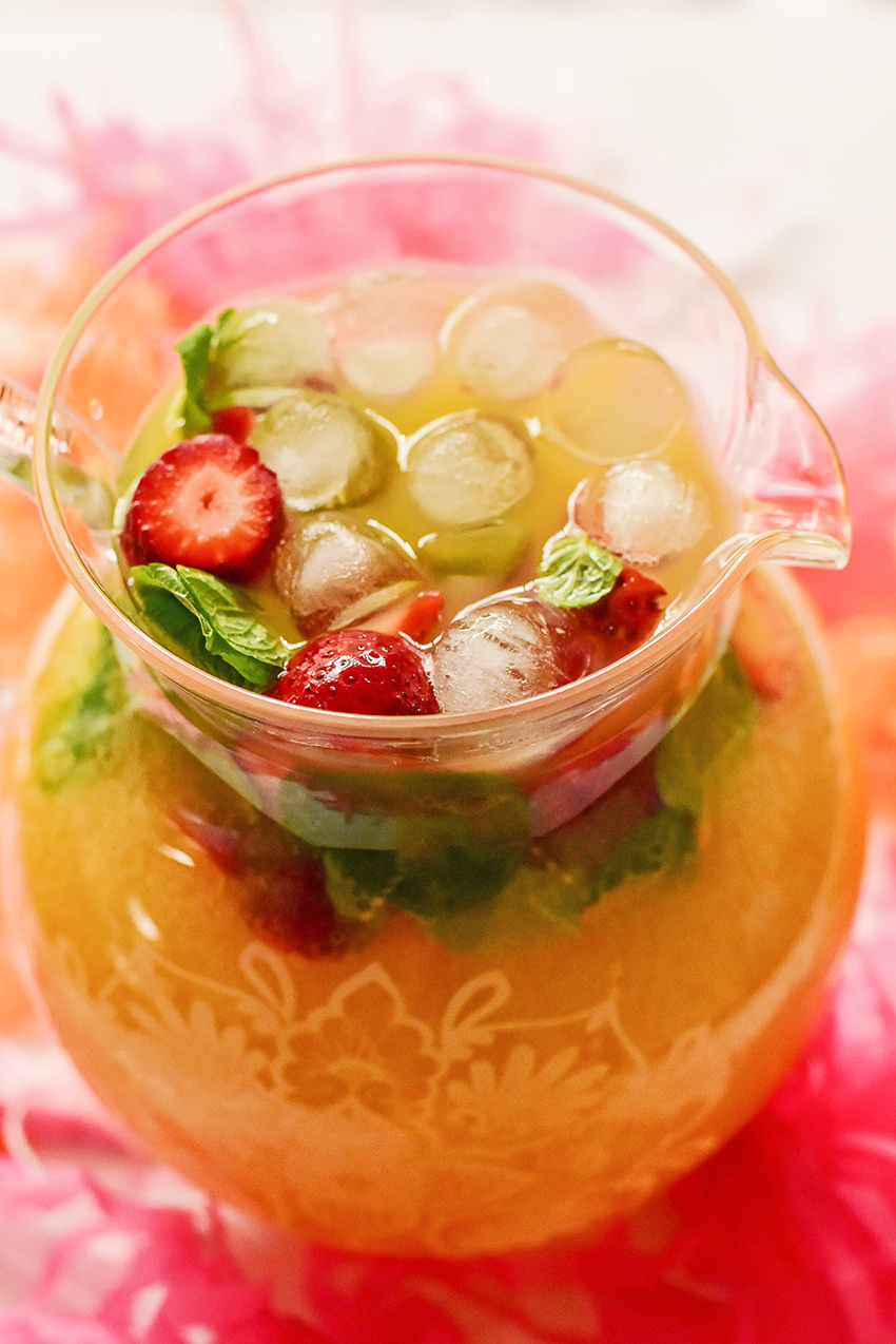 Make Easy Party Punch Recipe