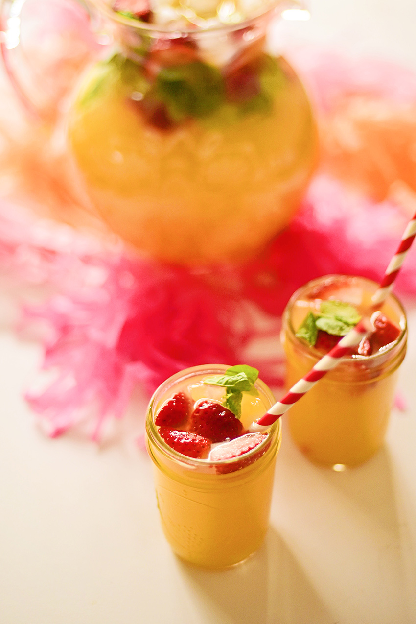 Easy Party Punch Recipe, Yum!