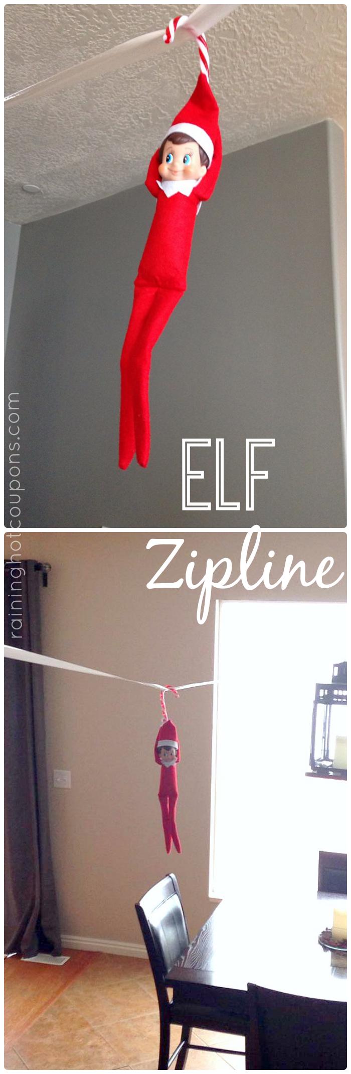 Elf Zipline
