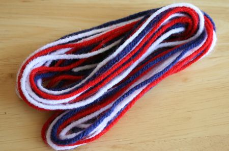 4th of July Yarn