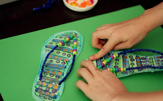 Paper flip-flops