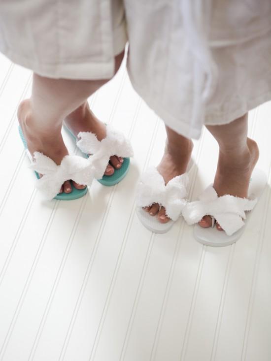 Comfy Spa Flip-Flops