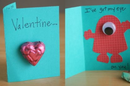 Valentines Monster Cards