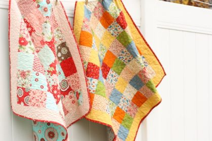 Patch Quilt Basic Quilting Series