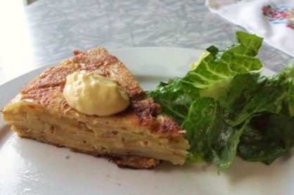 How to make a Spanish Tortilla