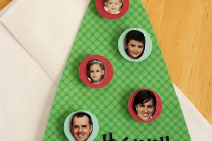 Family Tree Holiday Card