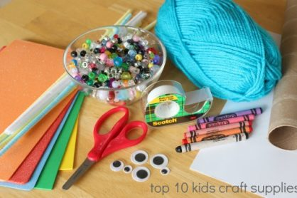 top 10 kids craft supplies