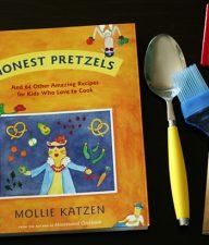 Honest Pretzels Kids' Cookbook