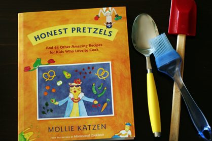 Honest Pretzels Kids' Cookbook