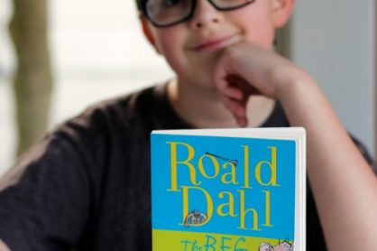 The BFG by Roald Dahl Book Review