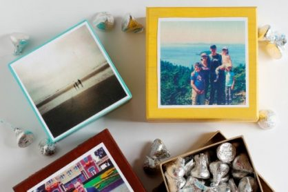 DIY Photo Box to Make for Mom