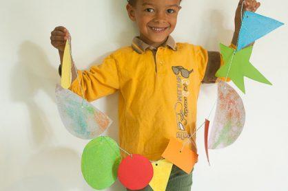 Make a Salt Glitter Shape Garland with Kids by Francine Clouden-28