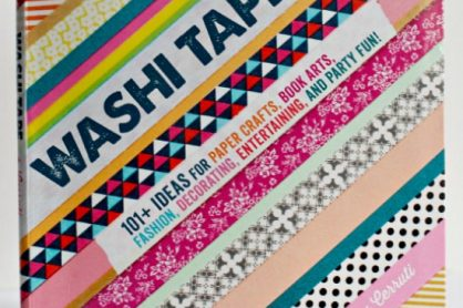 101 Washi Tape Crafts Idea Book