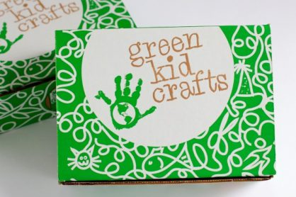 Green Kid Crafts Monthly Subscription
