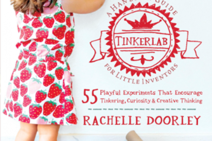 Tinkerlab Book Cover
