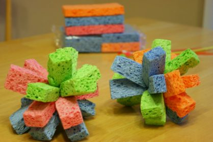 15 DIY Water Toys to Make for Summer Sponges