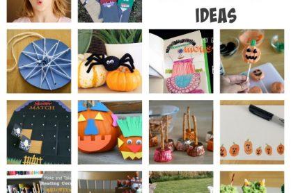 Halloween Classroom Party Ideas