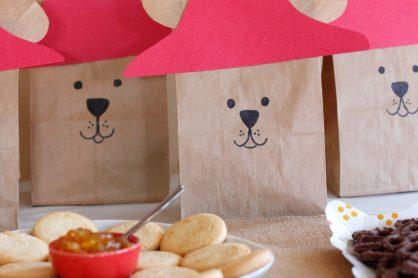 Paddington Bear Themed Party Ideas
