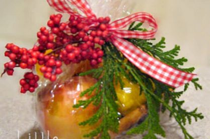 Simple Holiday Potpourri Recipe