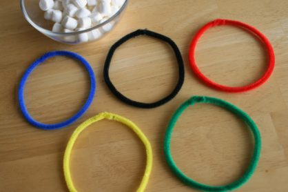 Olympic-Ring-Kids-Craft