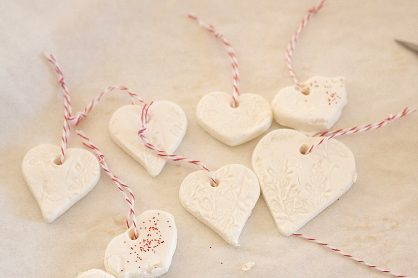 Make a Valentie's Day Tree Using Clay Hearts by Francine Clouden for Make & Takes-16