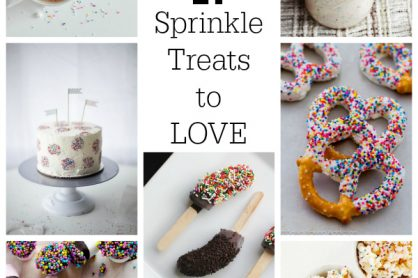 21 Sprinkle Treats to LOVE