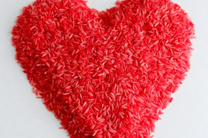 How to Make RED Colored Rice