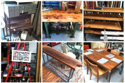 Fantastic Mr. Finds Custom Furniture and Antique Shop