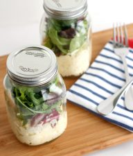 Egg Salad Mason Jar Recipe